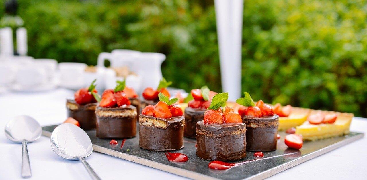 buffet di dolci matrimonio 1