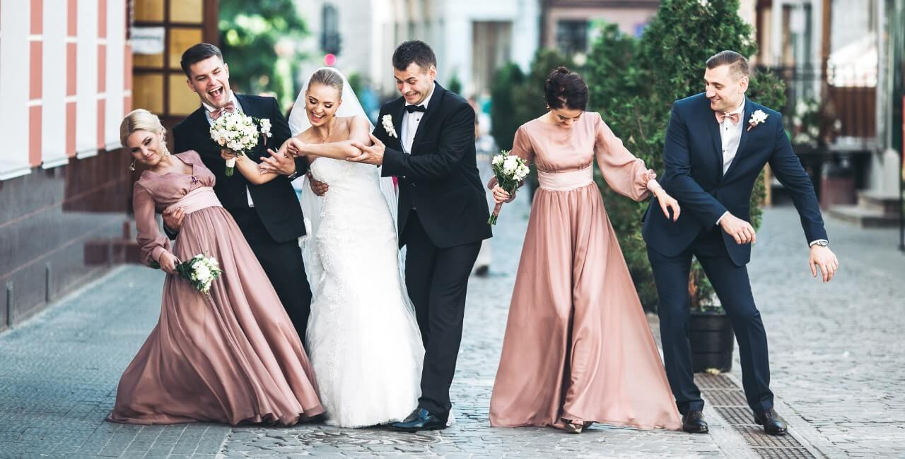 flashmob matrimonio