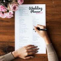 matrimonio timeline